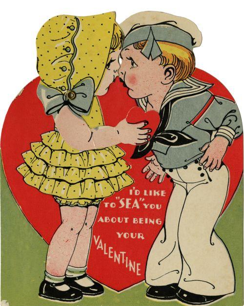 Valentine copy