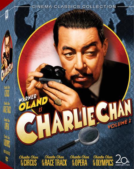 Charlie Chan DVD Vol 2